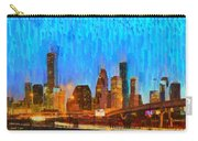 Houston Skyline 80 - Pa Carry-all Pouch