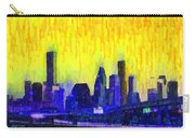 Houston Skyline 83 - Pa Carry-all Pouch
