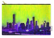 Houston Skyline 84 - Pa Carry-all Pouch