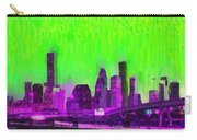 Houston Skyline 85 - Pa Carry-all Pouch