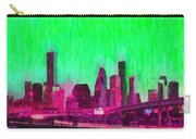Houston Skyline 86 - Pa Carry-all Pouch