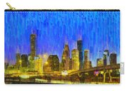 Houston Skyline 88 - Pa Carry-all Pouch