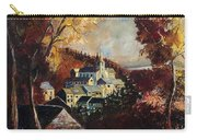 Houyet Village Belgium Carry-all Pouch