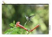 Hovering Hummingbird Carry-all Pouch