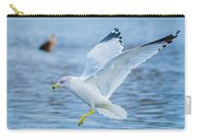 Hovering Seagull Carry-all Pouch