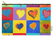 How Do I Love You Carry-all Pouch