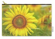 How Do You Dew, Sunflower Carry-all Pouch