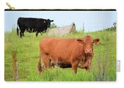 How Now Brown Cow Carry-all Pouch