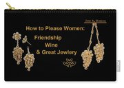 How To Please Women Carry-all Pouch