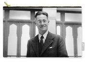 Howard Florey, Pathologist, Nobel Carry-all Pouch