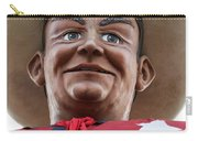 Howdy Folks - Big Tex Portrait 02 Carry-all Pouch