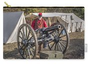 Howitzer Battle Of Honey Springs V3 Carry-all Pouch