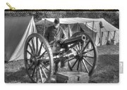 Howitzer Battle Of Honey Springs V4 Carry-all Pouch