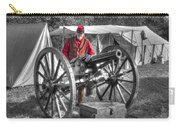 Howitzer Battle Of Honey Springs V5 Carry-all Pouch