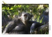 Howling Chimpanzee Carry-all Pouch