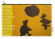 Howling Song Carry-all Pouch