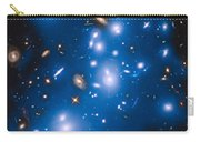 Hubble Sees Ghost Light From Dead Galaxies Carry-all Pouch