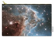 Hubble's 24th Birthday Snap Of Monkey Head Nebula Carry-all Pouch