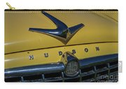 Hudson Hood Ornament And Logo Carry-all Pouch