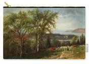 Hudson River At Croton Point Carry-all Pouch