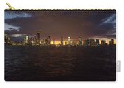 Hudson River At Dusk Carry-all Pouch