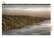 Hudson River Morning Carry-all Pouch