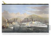 Hudson River Steamships Carry-all Pouch by Granger
