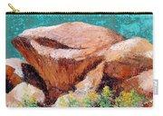 Hueco Tanks Rocks Carry-all Pouch