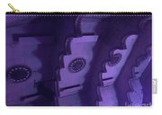 Hues Of Massey Hall - Purple Carry-all Pouch