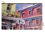 Hues Of The French Quarter Carry-all Pouch