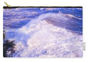Huge Wave In Ligurian Sea Carry-all Pouch