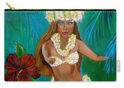 Hula II Jenny Lee Discount Carry-all Pouch