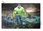 Hulk. Original Acrylic Carry-all Pouch