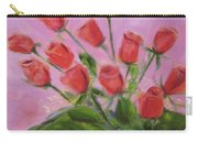 Hull Roses Carry-all Pouch