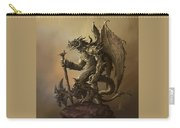 Humanoid Dragon Carry-all Pouch
