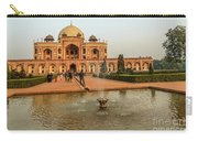 Humayun's Tomb 01 Carry-all Pouch