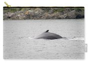 Humpback Whale 5 Carry-all Pouch