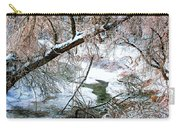 Humber River Winter 3 Carry-all Pouch
