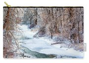 Humber River Winter Carry-all Pouch