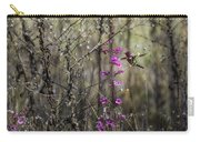Humming Bird In Nature Carry-all Pouch