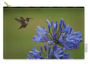 Anna's Hummingbird Carry-all Pouch