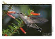 Hummingbird #2 Carry-all Pouch