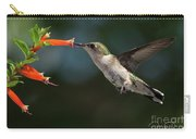 Hummingbird #4 Carry-all Pouch