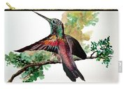 Hummingbird 5 Carry-all Pouch