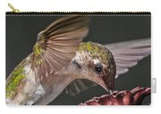 Hummingbird. Carry-all Pouch