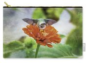 Hummingbird Bow Carry-all Pouch