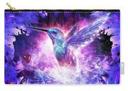 Hummingbird Love Carry-all Pouch