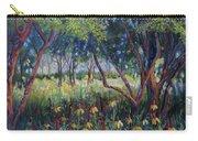 Hummingbird Gardens Carry-all Pouch