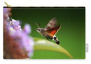 Hummingbird Hawk Moth - Four Carry-all Pouch