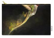 Hummingbird Hotty Totty Style Carry-all Pouch